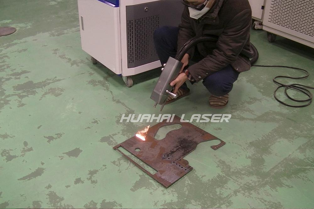 Принцип работы, правила выбора, стоимость лазера для удаления ржавчины