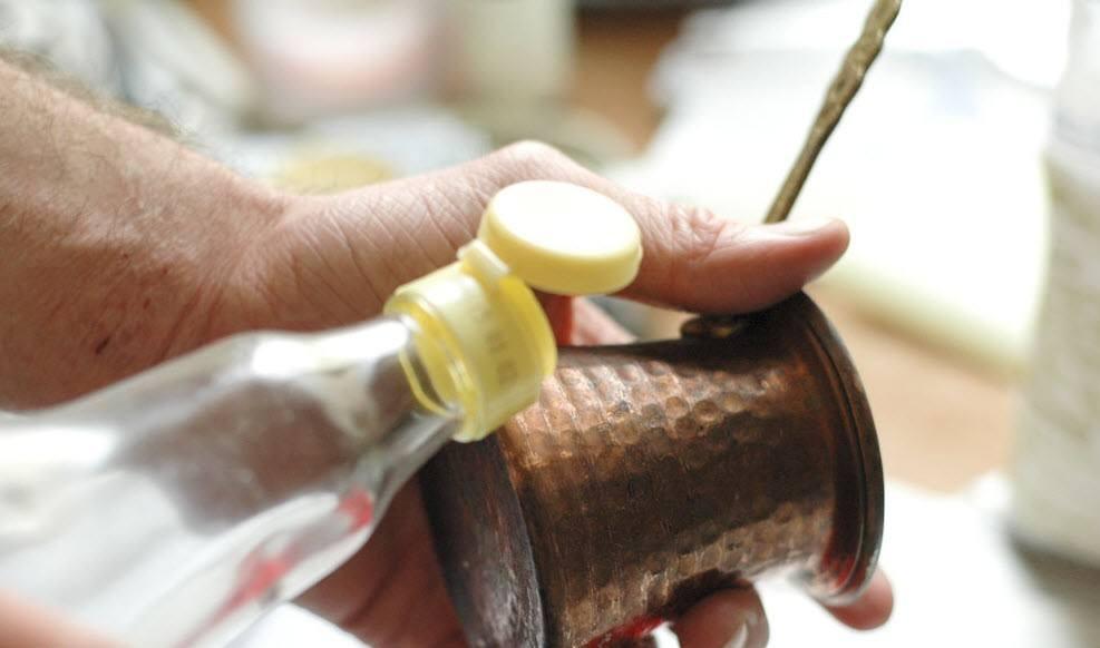 Как и чем почистить бронзу в домашних условиях