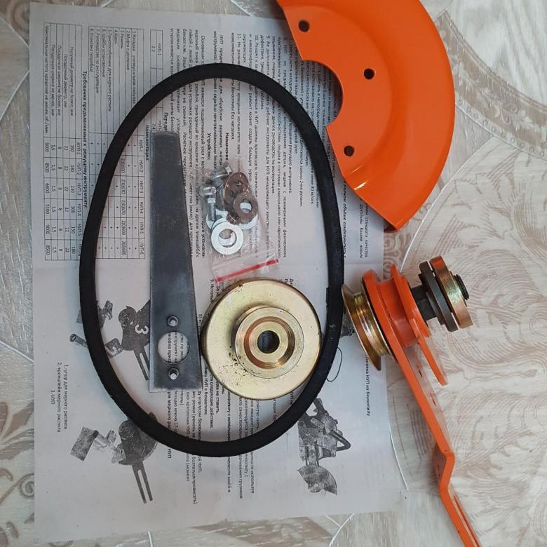Насадка на бензопилу болгарка, для рези металла: штиль-180 для продольного пиления, приспособление кородер и дебаркер своими руками