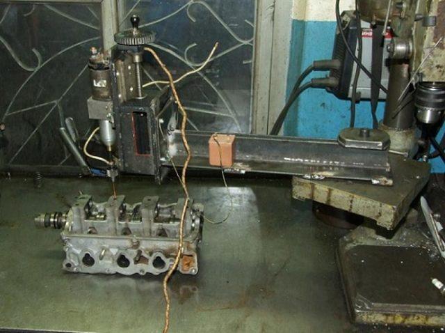 Электроискровая обработка металлов своими руками | все про металл