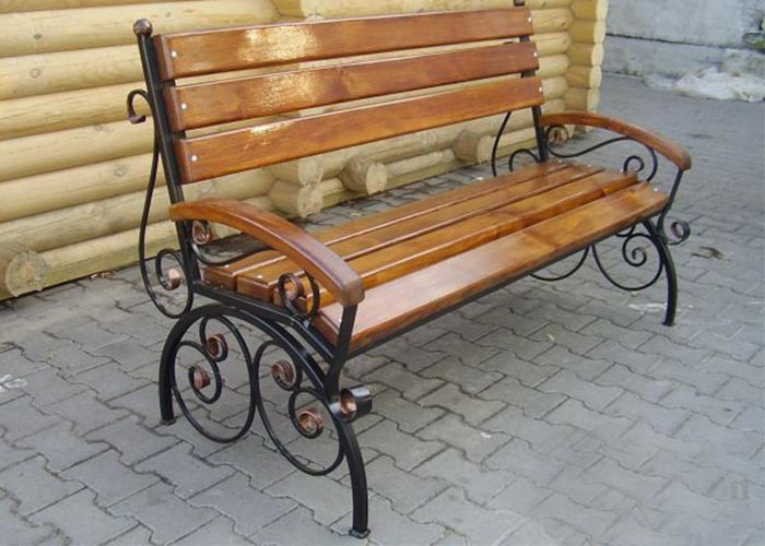 Скамейки кованые - 48 предложений  в москве, сравнить цены и купить