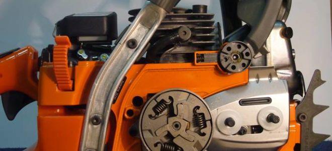 Поломки, проблемы бензопил — ремонт, регулировка
