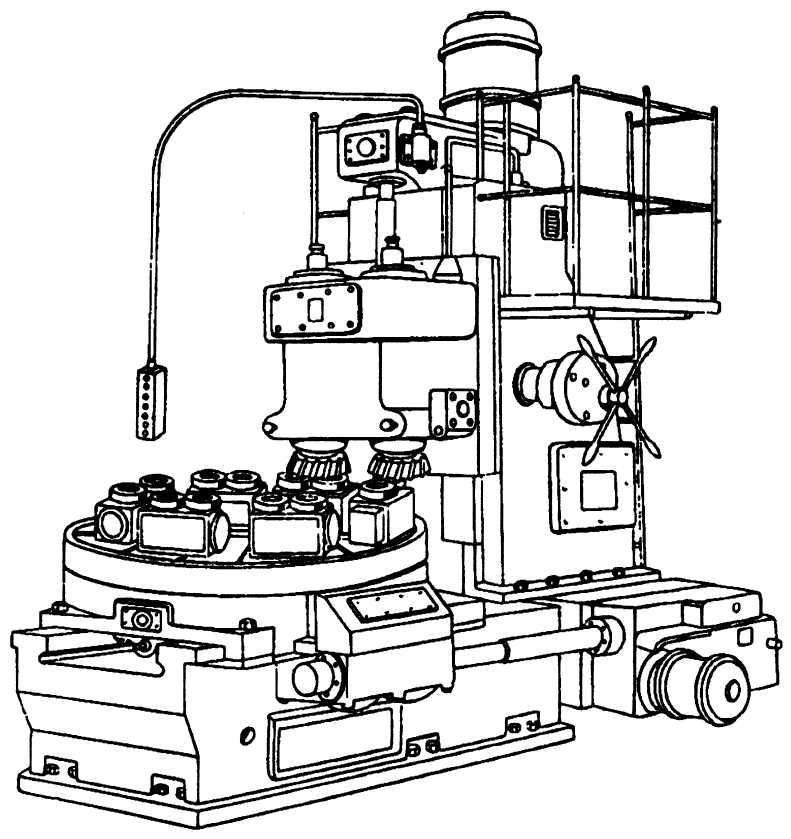 Вертикально-фрезерные станки с чпу