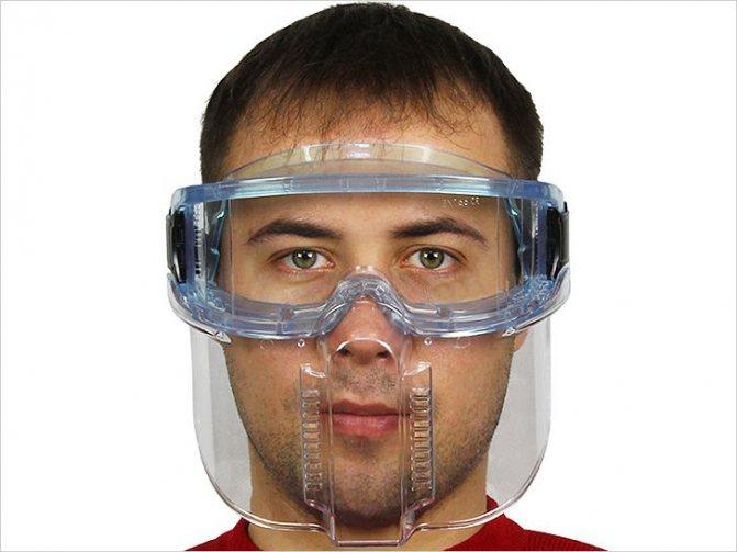 Защитные очки при работе с болгаркой и их разновидности – мои инструменты