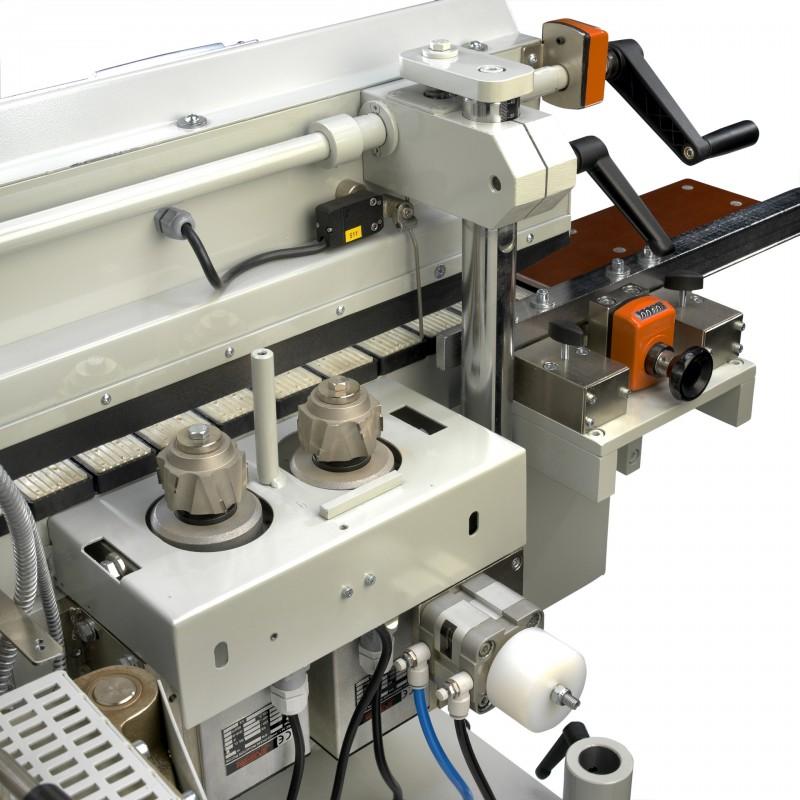 Кромкооблицовочный станок: назначение, принцип работы оборудования
