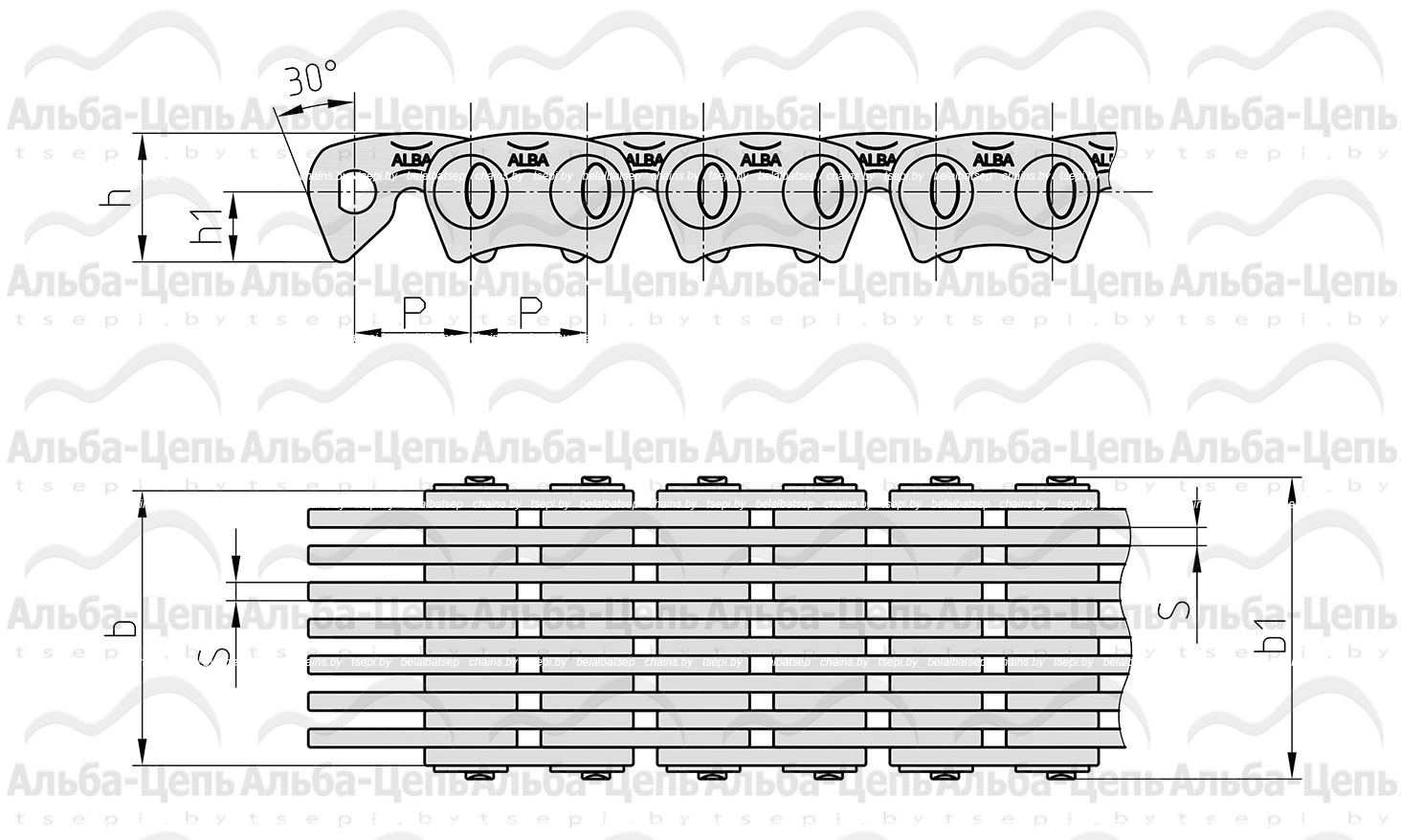 Гост р 54917-2012: цепи роликовые длиннозвенные и звездочки для приводов и конвейеров