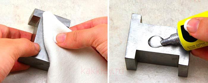 Пошаговая инструкция, как и чем можно склеить силикон с силиконом