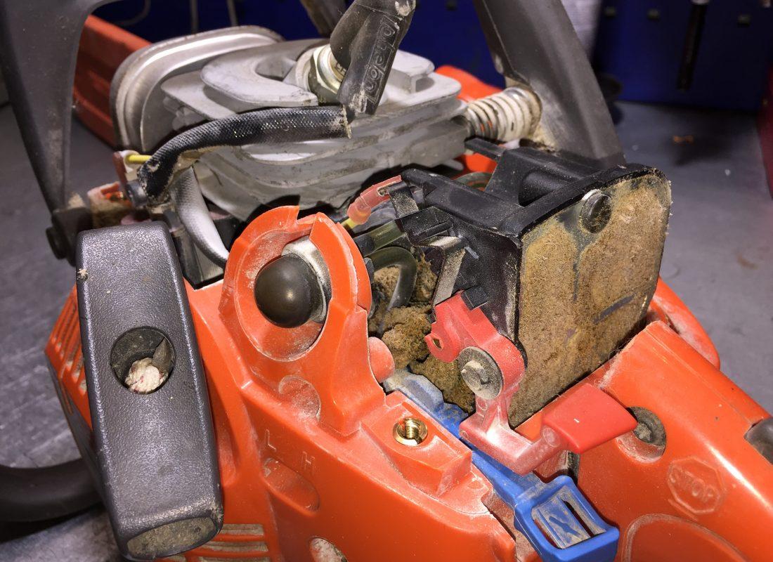 Хускварна 240: обзор бензопилы, технические характеристики, ремонт
