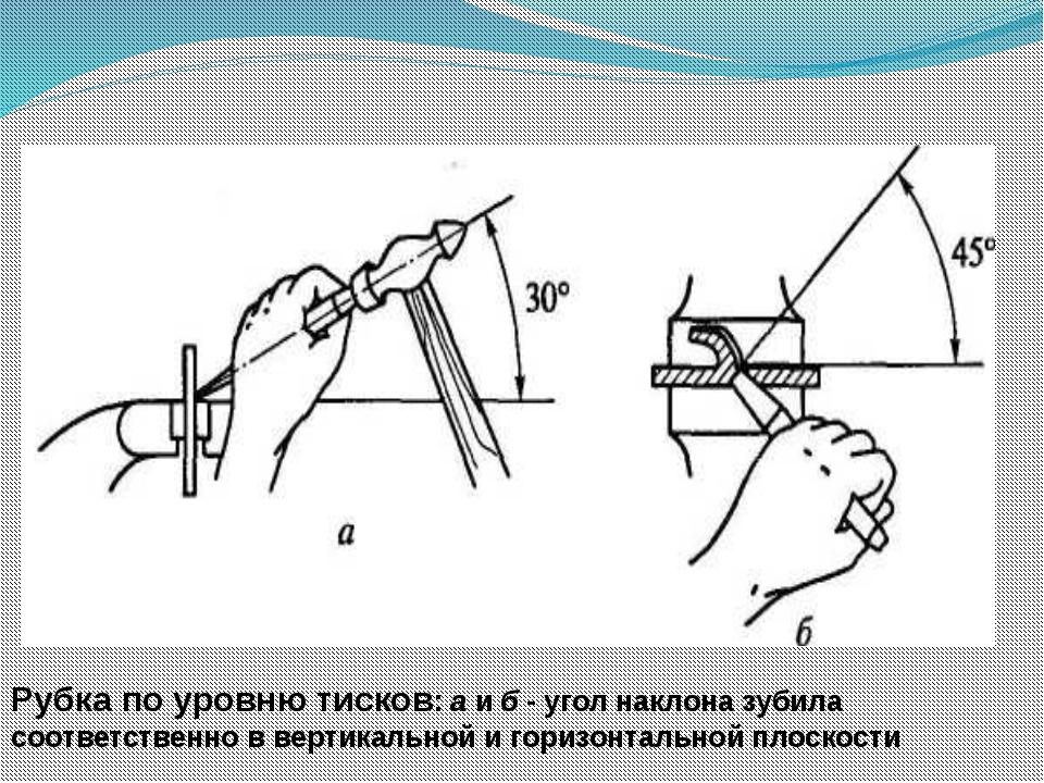 Рубка металла, резание, опиливание: в чем разница и как производятся