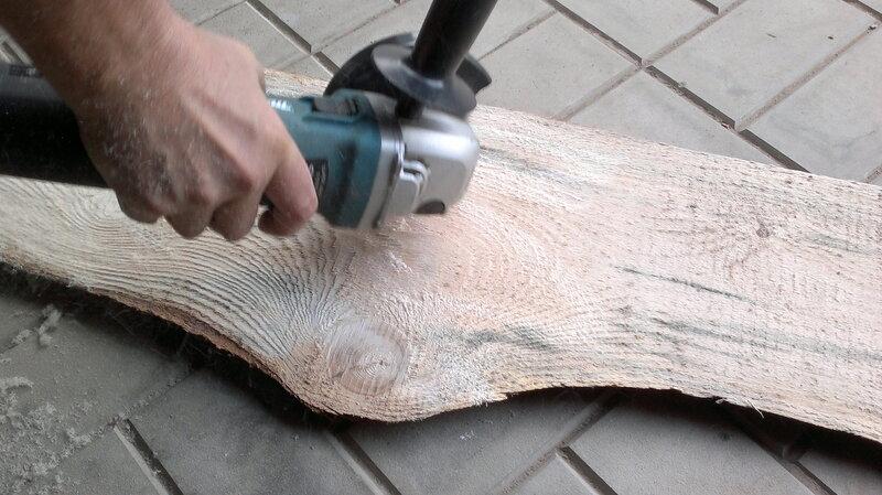 Чем и как шлифовать дерево