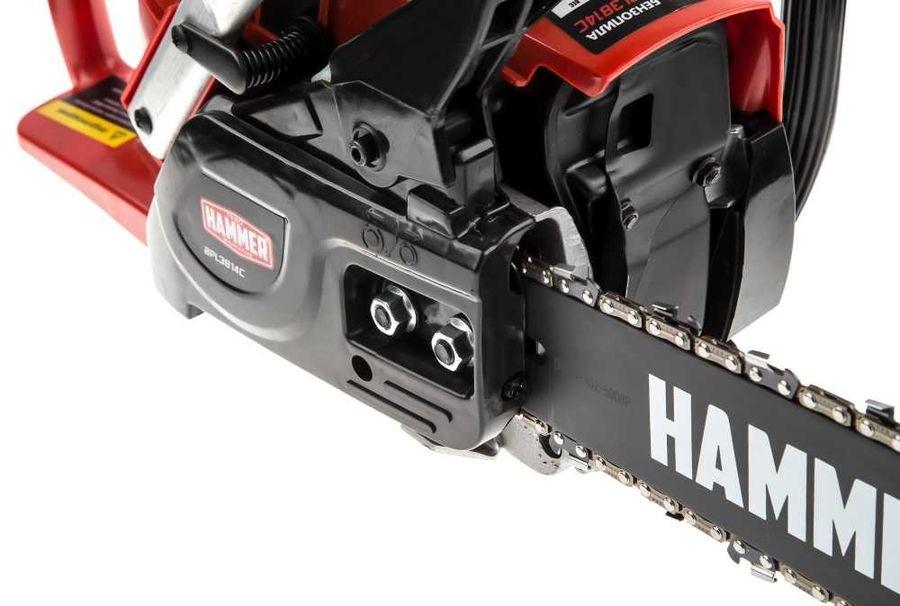 Бензопила hammer bpl4116a (104-012) купить за 6599 руб в екатеринбурге, отзывы, видео обзоры и характеристики
