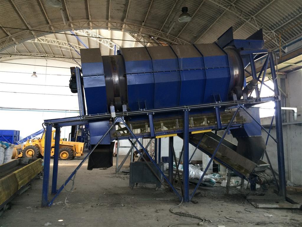 Оборудование для переработки шин в крошку