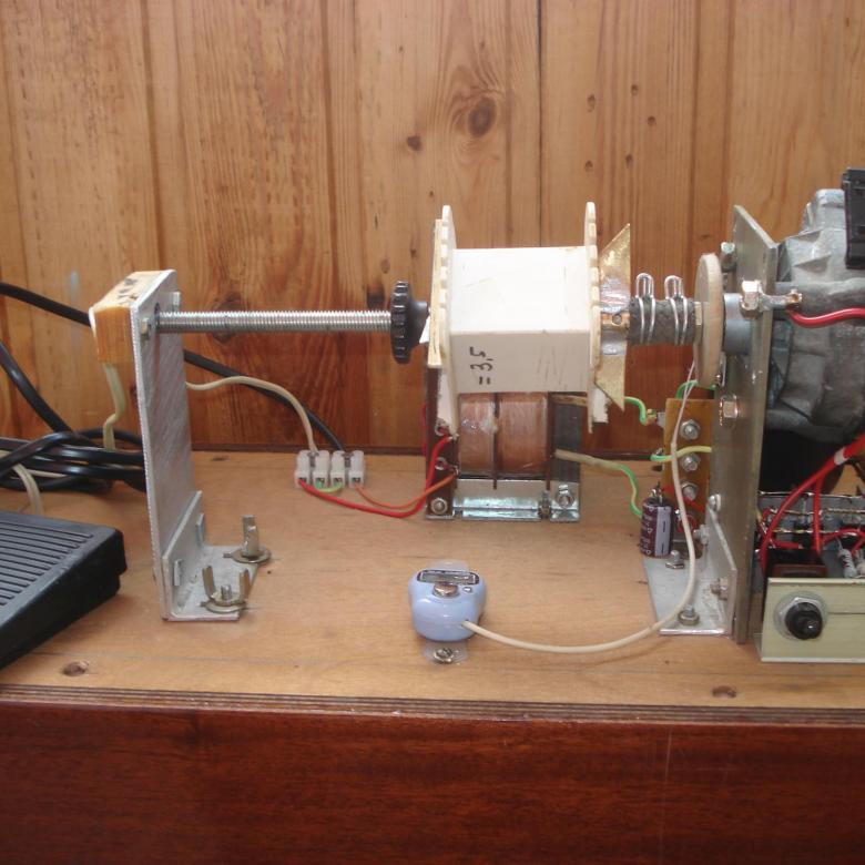 Намоточный станок - принцип работы и устройство