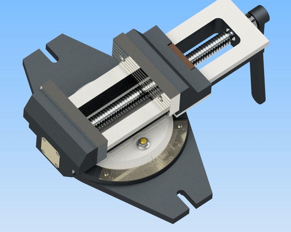 Прецизионные станочные тиски: виды и назначение, тиски для фрезерного станка, синусных и с чпу. особенности инструмента и как выбрать
