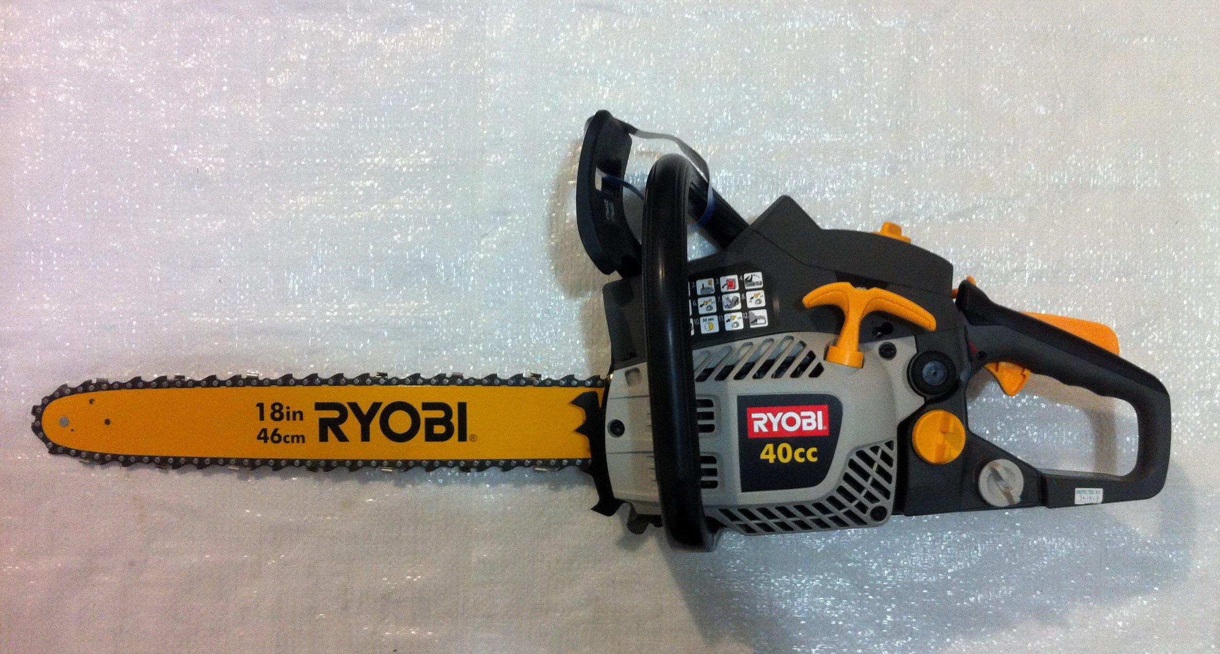 Бензопилы ryobi (риоби) — особенности и характеристики моделей