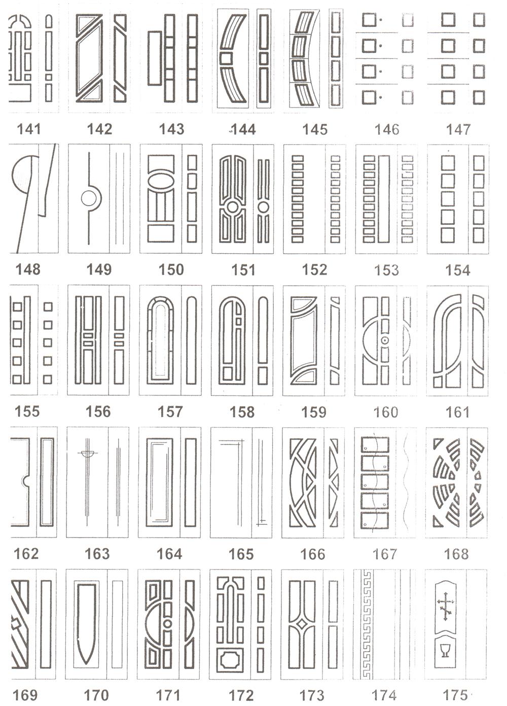Фрезеровка фасадов для кухни: какие виды бывают, какой стиль выбрать