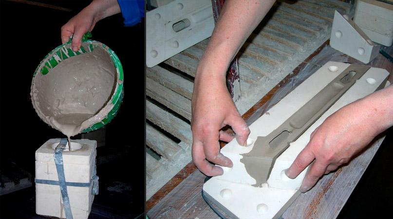 Шликерное литье метод, гипсовые формы, технология