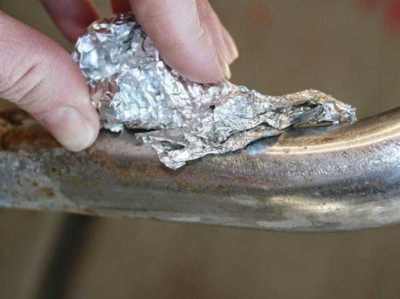 Как очистить металл от окисления и ржавчины в домашних условиях