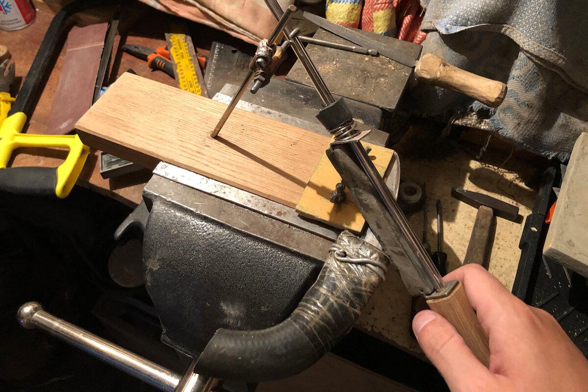 Самодельный заточной станок для строгальных ножей: как сделать своими руками