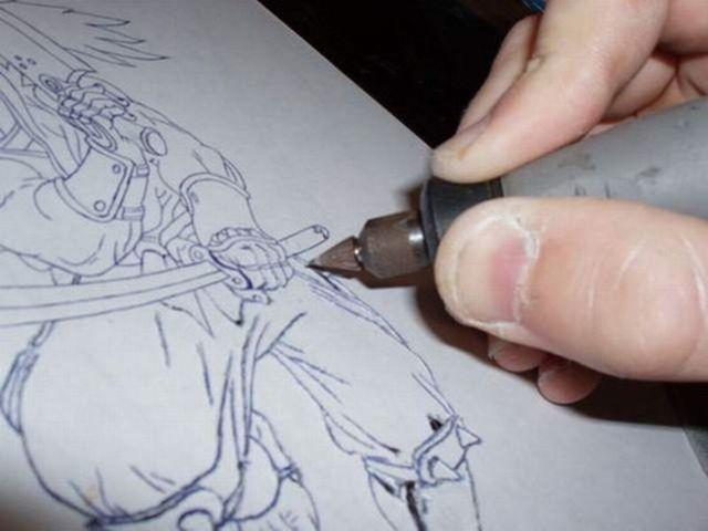 Как собрать лазерный гравёр своими руками: способы, материалы, инструкции