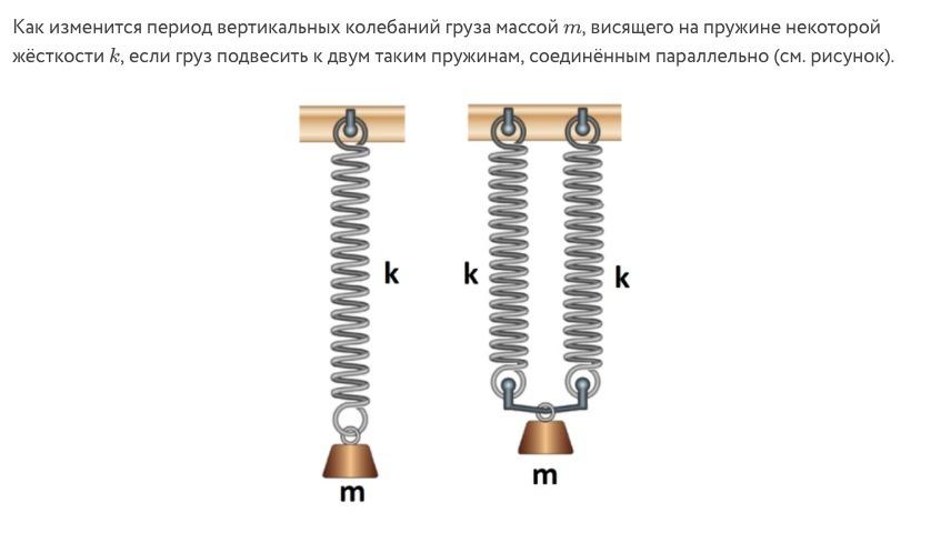 Как найти коэффициент жёсткости пружины, используя формулу для расчёта