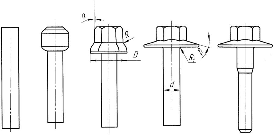 Механические свойства болтов, винтов, шпилек, гаек. | pro-techinfo