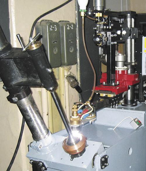 """Презентация на тему: """"плазменное напыление схема плазмотрона плазмотрон оснащён узлом кольцевого ввода с газодинамической фокусировкой порошковых материалов."""". скачать бесплатно и без регистрации."""