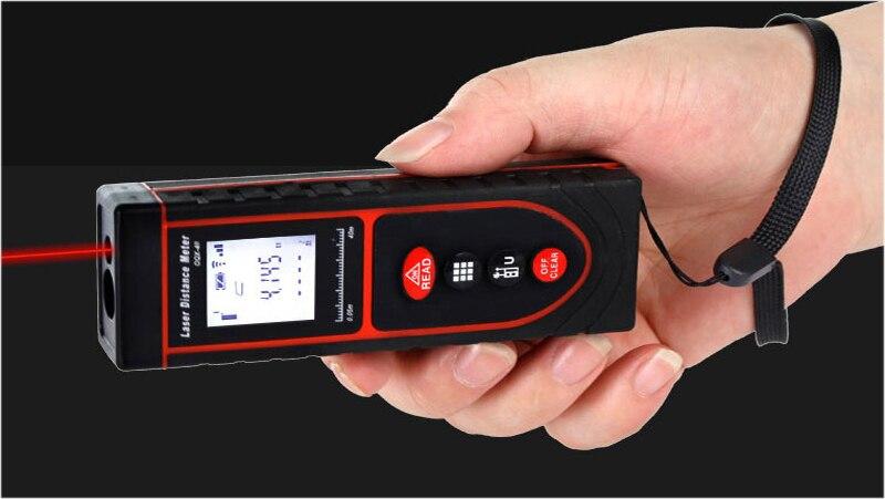 Измерительная лазерная рулетка - плюсы и минусы