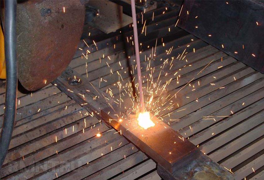 Сварка чугуна: технологии и особенности металла