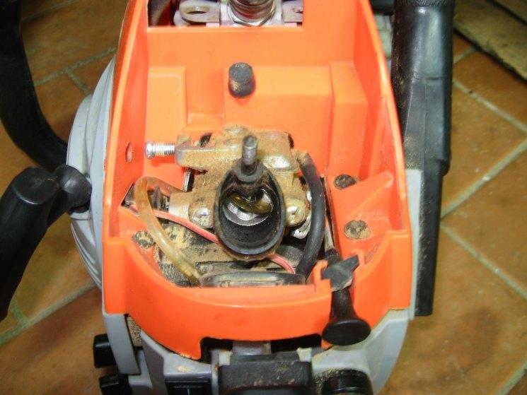 Катушка зажигания триммера – неисправности и ремонт