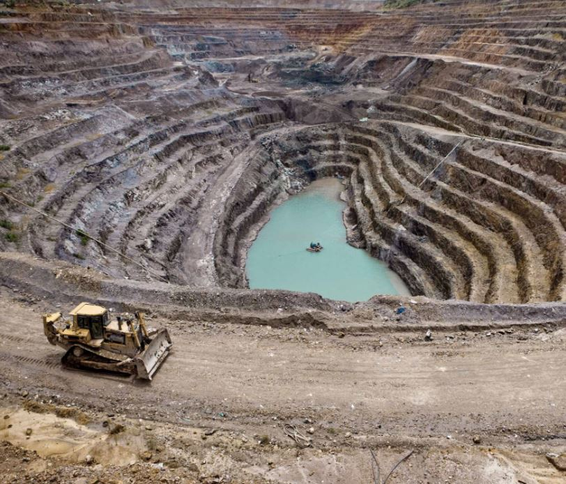 Как добывают медь: способы, история и месторождения  — vkmp