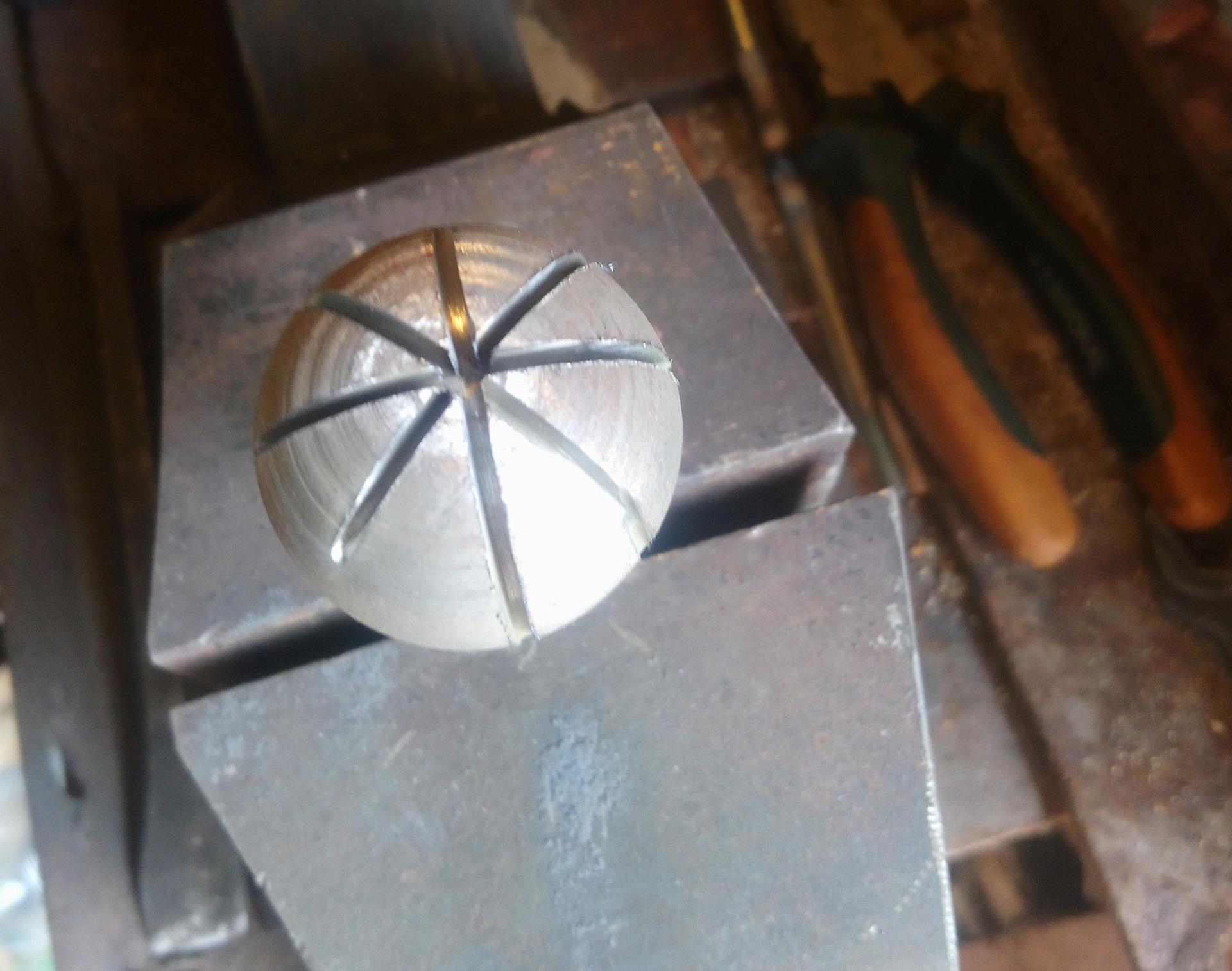 Шаровая фреза для расточки: изготовление своими руками