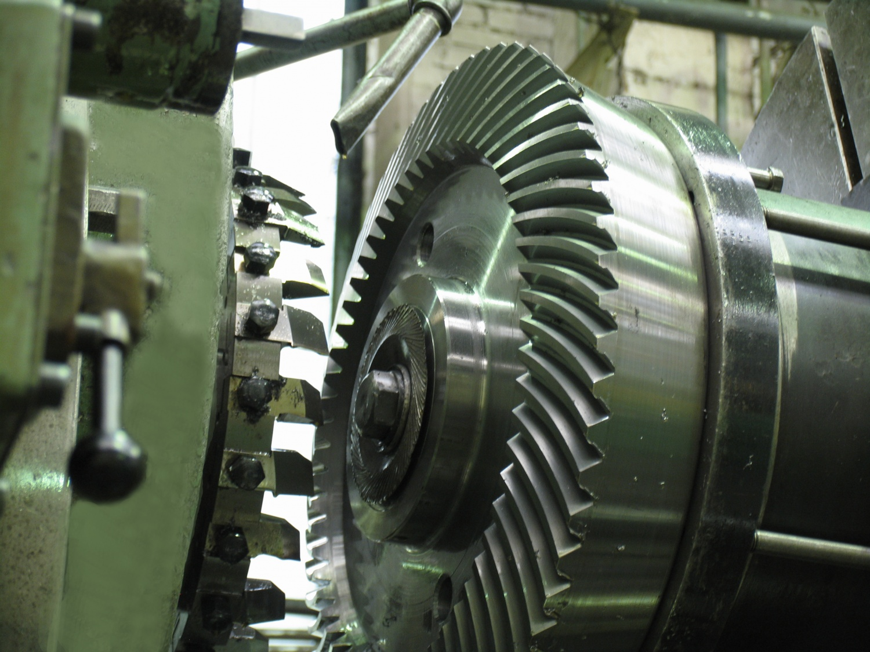 Изготовление шестерни в москве