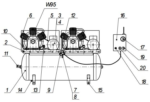 Принцип работы компрессора: виды приборов и рекомендации