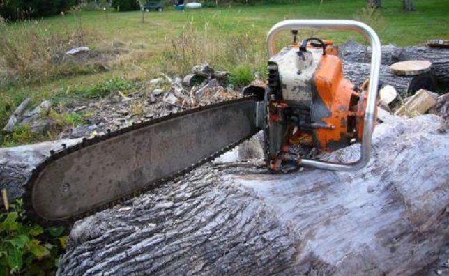 Как правильно обкатать новую бензопилу? процесс пошагово