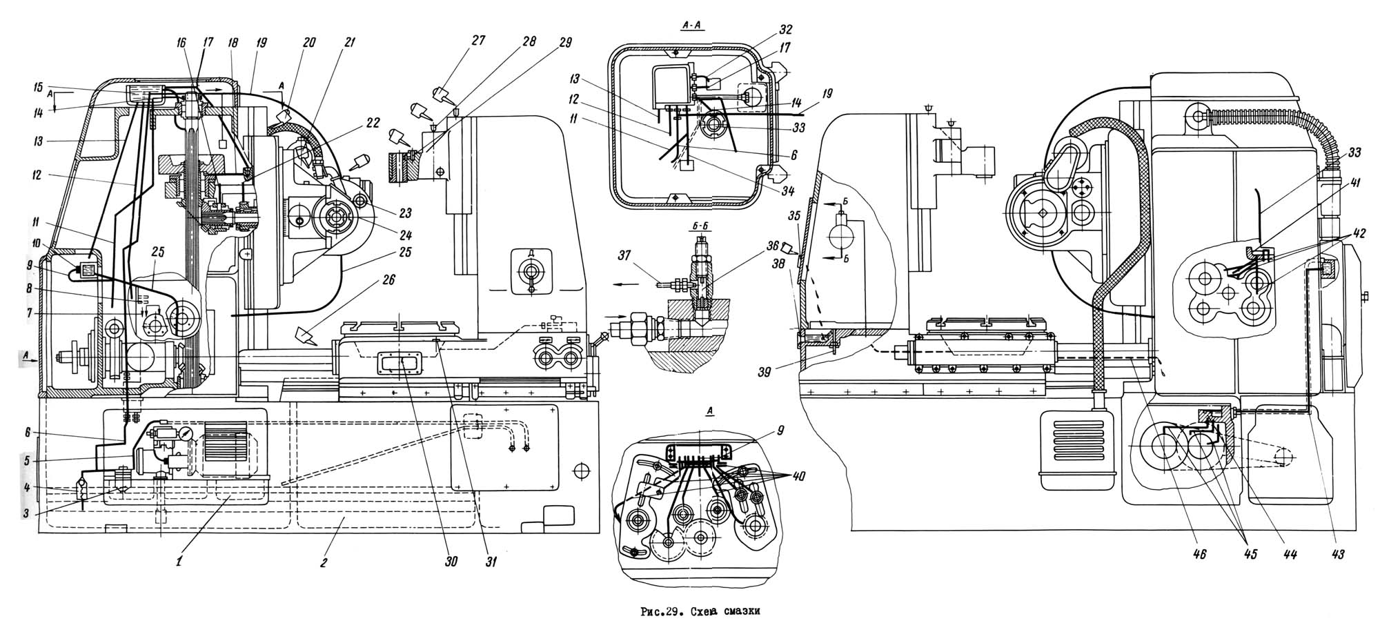 561 станок резьбофрезерный горизонтальный полуавтомат. паспорт, схемы, характеристики, описание