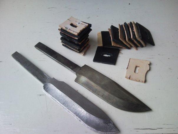Нож из стали 65г своими руками - moy-instrument.ru - обзор инструмента и техники