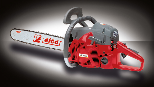 Обзор 4 лучших моделей итальянских бензопил марки efco (видео)