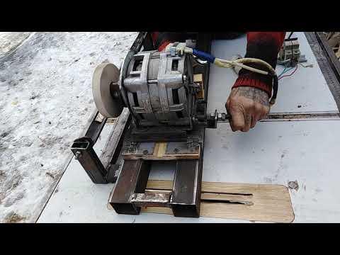 Как сделать электрорубанок своими руками?