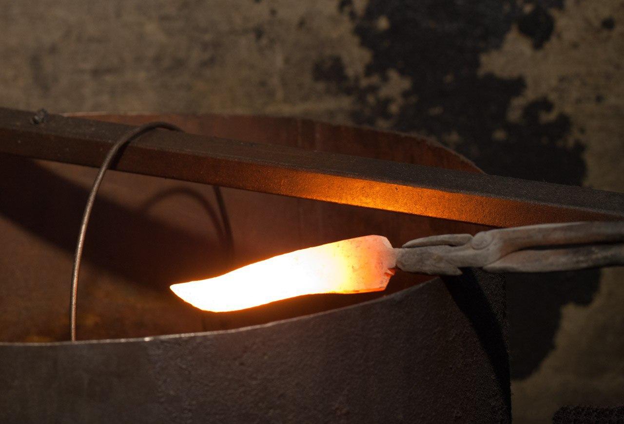 Как закалить сталь в домашних условиях?