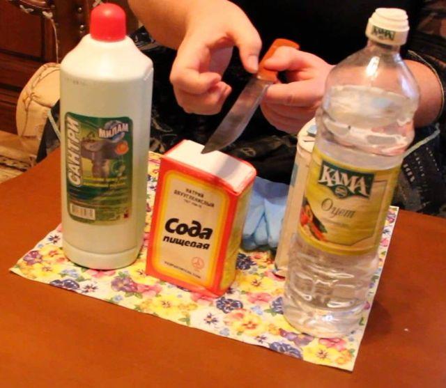 Как убрать ржавчину с металла