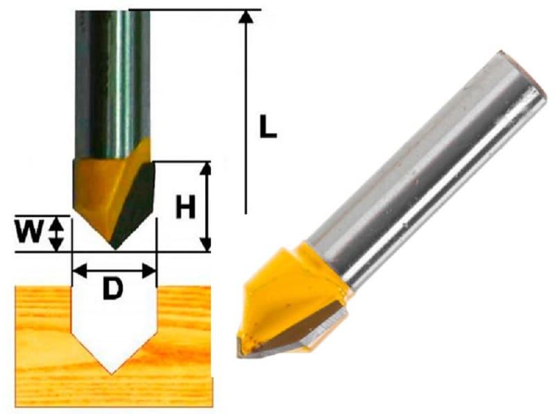 Гост р 53004-2008: фрезы для обработки т-образных пазов. технические условия