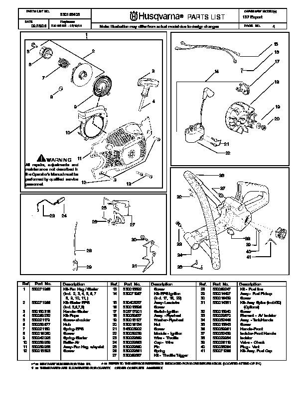 Бензопила «хускварна 137» (husqvarna 137): технические характеристики, регулировка карбюратора своими руками