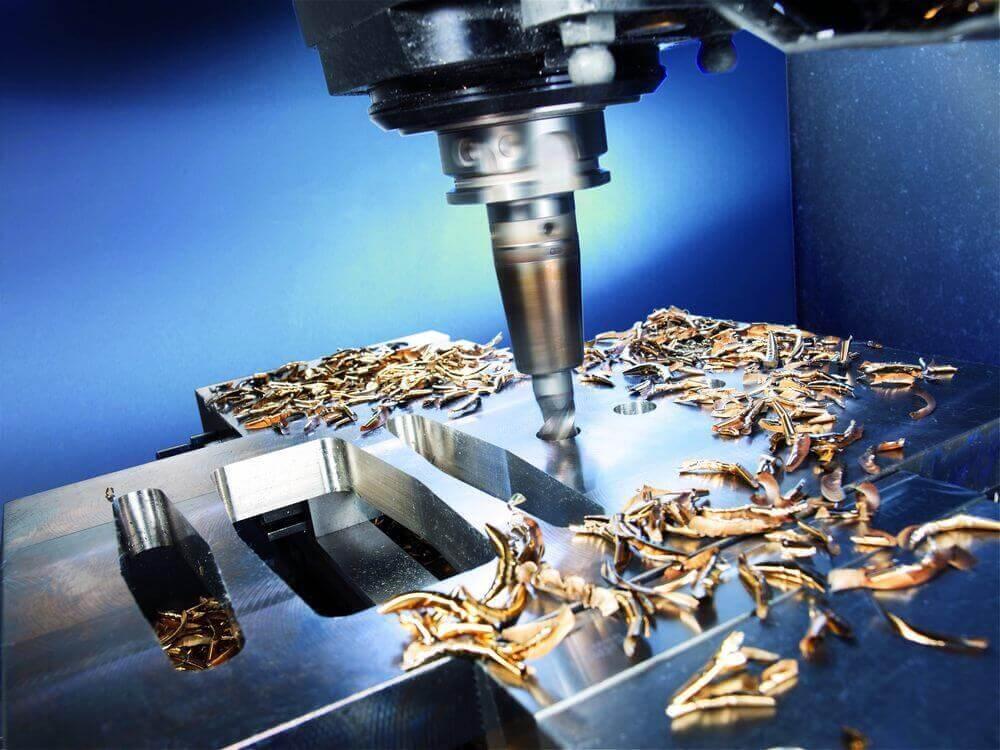 О фрезерной обработке металла