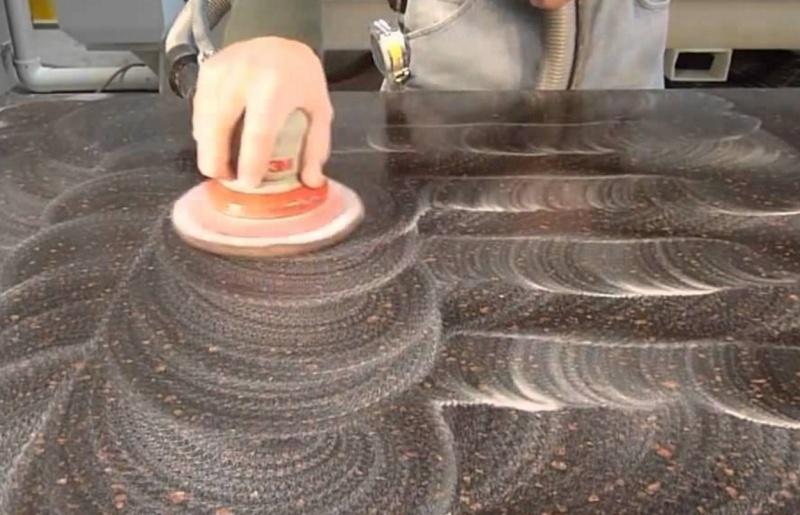 Искусственный мрамор своими руками - технология