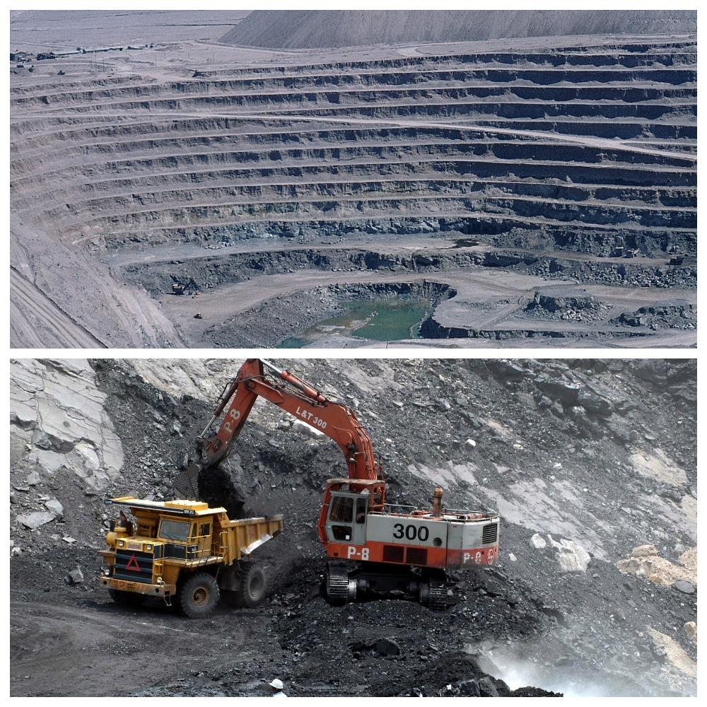 Способы добычи железной руды