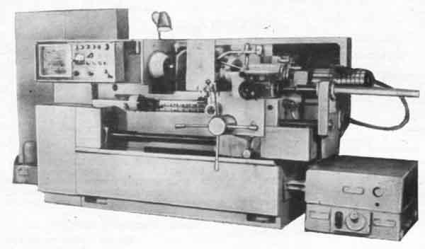 Токарно-револьверный станок: характеристики, виды, конструкция