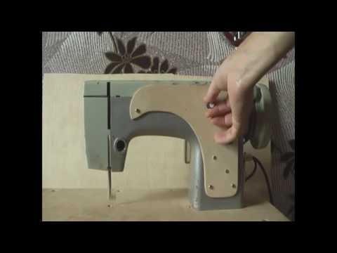 Что можно сделать из старой швейной машинки