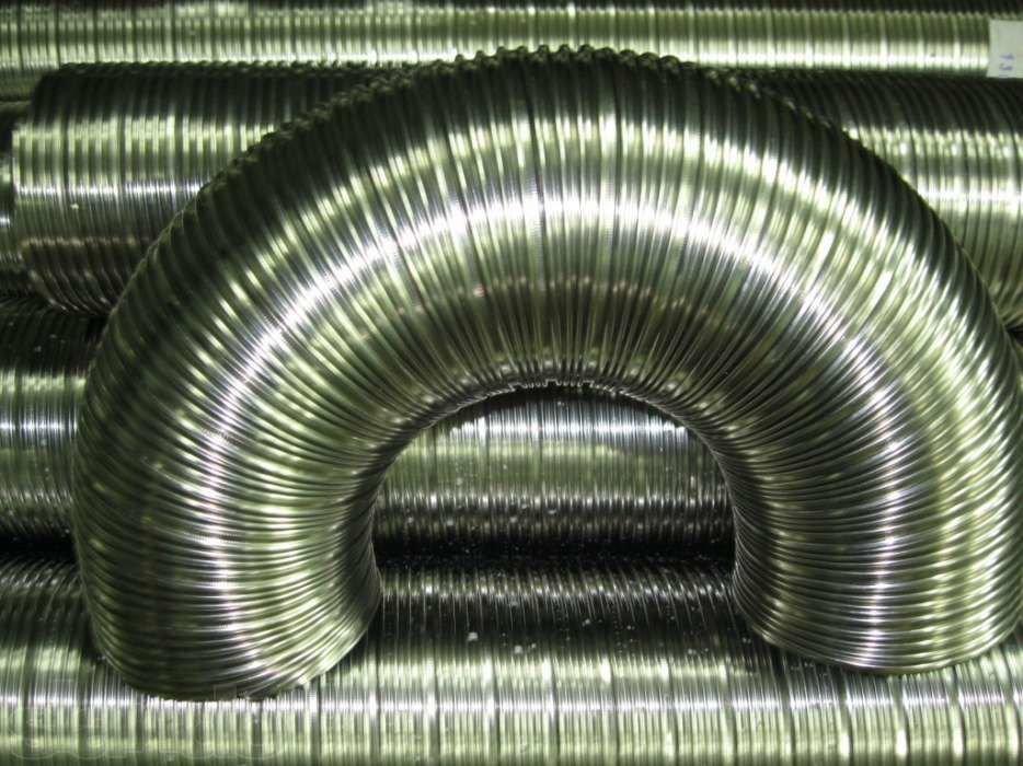 Как выбрать гофрированные трубы из нержавеющей стали для отопления – виды и варианты установки