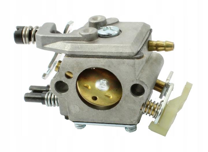 Регулировка и устройство карбюратора бензопилы carver